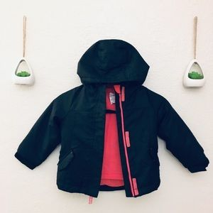 CHEROKEE Two in one puffer Jacket